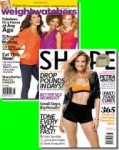 Weight Watchers & Shape Magazines - 1 Year Subscription – $8.99 w/Exclusive Coupon