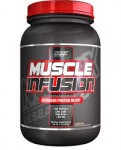 5LB Nutrex Muscle Infusion Protein - $34 w/Muscle and Strength Coupon