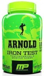 Arnold Iron Test, Testosterone $17 Shipped