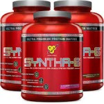 4LB - BSN SYNTHA-6 Isolate Protein - $41.99 + Free Shipping w/ FitRx Coupon!