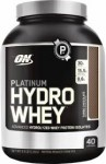 3.5LB Optimum Nutrition Platinum Hydrowhey - <span> $38.52 Shipped</Span> w/Coupon
