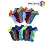 6 Pair Quicksilver Moisture Wicking Socks $8