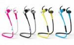 Pom Gear Sport Pro2Go Bluetooth Earbuds - $14.99