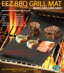 BBQ Grill Mat (Set of 2) $6.99 Shipped