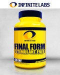 $12 Infinite Labs: Final Form Fat Burner (2 for $24)