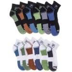 6 Pair of Fila Athletic Socks For Men $9 Shipped