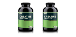 Optimum Nutrition Creatine Monohydrate 2500 - 400 caps (200serv) - $20 w/Coupon