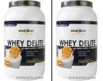 8LB Infinite Labs 'Whey Delite' Protein $54!