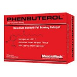 MuscleMeds Phenbuterol Fat Burner - <span> $12.5ea </span>