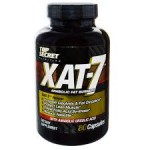 $4.5 Top Secret Nutrition XAT-7 Fat Burner - 12 Caps (2 for $9)