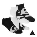 24 Pairs DC & QuikSilver No Show Socks $30 Free Shipping