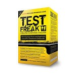Test Freak Testosterone (120 caps) $45 Shipped