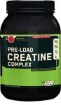 4LB Optimum Nutrition Pre-Load Creatine Complex - $10