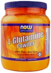 1LB NOW L-Glutamine $19 Shipped