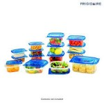 30-Piece Set: Frigidaire Food Storage $17 Shipped