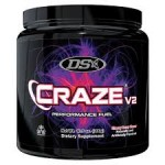 DRIVEN SPORTS CRAZE V2 Pre workout $32 w/Coupon