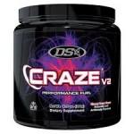 $16ea Craze V2 Pre Workout w/TF Supplements Coupon