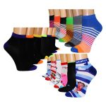 36-Pack Frenchic Hip Women's Socks - <span> $19.99 Shipped</span>