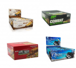 $25 MP Crunch Bars, $21 QUEST Bars, $20  MET-RX  + Free Shipping w/Exclusive Coupon