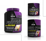 CUTLER (bpi Sports) - 5LB Protein + BCAA + PRE WORKOUT - $54 - LOW BY $45!