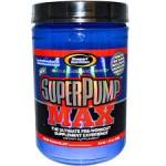 Gaspari SuperPump Max Pre workout $27