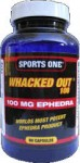 Whacked Out 100 Ephedra - $21 W/Coupon