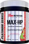 MAX-HP Pre workout $20