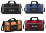 Personalized Gym Bag Sports Duffel $20 Free Shipping