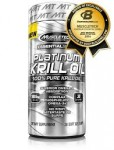 MuscleTech Platinum Krill Oil $15 Shipped