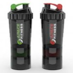 2 Apace 18oz Fitness Shakers $19 Shipped