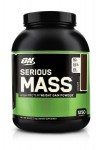 Optimum Nutrition Serious Mass, 6LB - $17 w/Amazon Coupon!