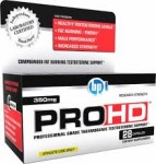 $9 BPI PRO HD Fat Burner (2 for $18) w/Coupon