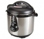Cook's Essentials 6.5qt Nonstick Stainless Steel Pressure Cooker $45 Shipped
