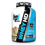BPI, Whey HD - 4.5lb + BPI Sample Kit - $34.95 Shipped w/ FitRx Coupon