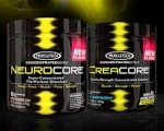 Muscletech Neurocore NG + FREE Creacore - $18 w/ Exclusive coupon
