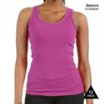 Half Price! 12-Pack Women's Ribbed Tank $25 Shipped