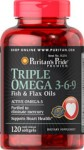 $6 Triple Omega 3-6-9 Fish & Flax Oils Shipped (3 for $19)