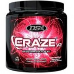 TWO x Craze V2 Pre Workout (40 serv each ) + Splyce Intra Workout $33 w/A1Supplements Coupon
