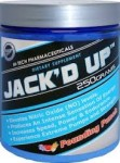 $23 JACK'D UP Pre workout (2 for $47) w/Exclusive coupon