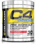 Cellucor: C4 Mass Pre workout $36 w/Coupon