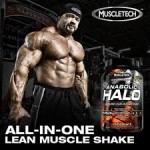 4.8LB MuscleTech Anabolic Halo Post Workout $31 w/TF Supplements Coupon