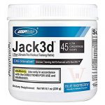 Jack3D Advanced Pre workout - <span> $19.99 Shipped </span>
