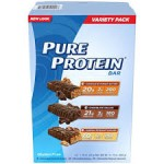 12/pk Pure Protein Bars - <span> $12.88</span> w/Amazon Coupon