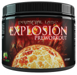 Exclusive! - PRIMAVAL LABS's 'EXPLOSION' Hardcore Pre Workout- BOGO FREE!