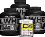 12LB COR-Performance Whey + NEXT GEN C4 - $87