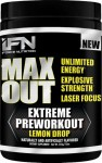 Half Price. $16 iFN 'Max Out' Pre Workout (2 for $32) w/Coupon