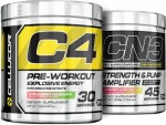 Cellucor C4 + NEW CN3 PUMP AMPLIFIER (45s) - $30