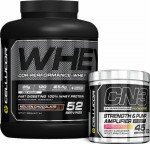 COR-Performance Whey 4 Lbs. + CN3 Stack - $40!