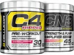 Cellucor C4 RIPPED + NEW CN3 PUMP AMPLIFIER (45s) - $35