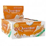 QUEST Bars - Box of 12 -  $18.7 + Free Shipping w/ Vitacost Coupon